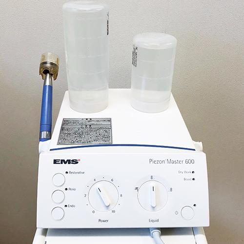 体にやさしい歯周病治療器具